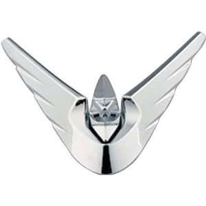 Honda Genuine Accessories O.E.M. Honda Gold Wing Chrome Gold Wing Icon