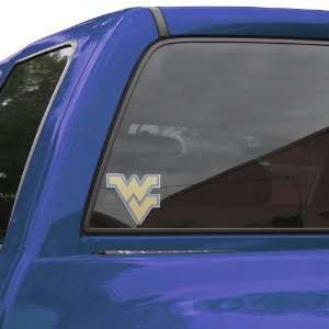 West Virginia Mountaineers Perforated Window Decal Automotive