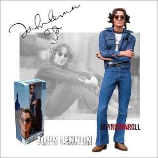 Beatles John Lennon New York City 18 Motion Activated Sound Figure