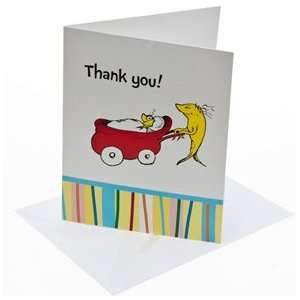 Dr. Seuss Baby Shower Thank You Notes Toys & Games