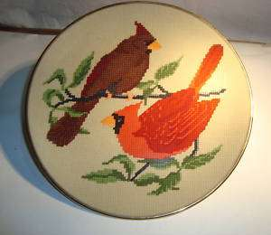 THE AMERICAN SONGBIRD SERIES COLLECTOR PLATES FRITBX