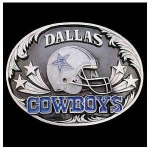Dallas Cowboys Belt Buckle   NFL Football Fan Shop Sports