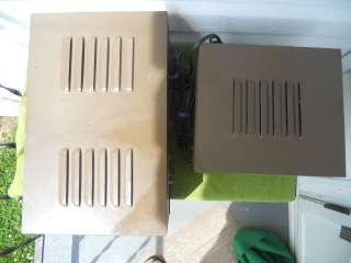 Ham Radio Browning Golden Eagle Mark II Receiver & Transmitter