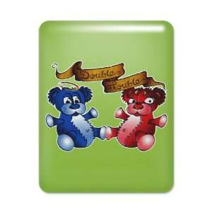 Case Key Lime Double Trouble Bears Angel and Devil