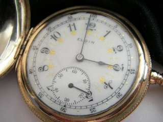 beautiful vintage time piece by elgin the elgin national watch co has