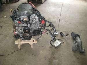 LITER VORTEC ENGINE MOTOR CHEVY LM7 SILVERADO 166K