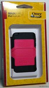 Retail OtterBox Reflex Case for iPod Touch 4G HOT PINK FAST SHIPPING