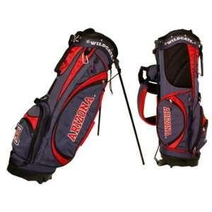 Arizona Wildcats NCAA College Logo Golf Stand Bag Sports