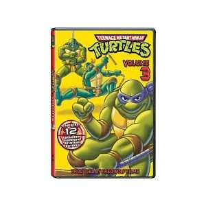 Ninja Turtles Seasom 3 DVD Teenage Mutant Ninja Turtles Movies & TV