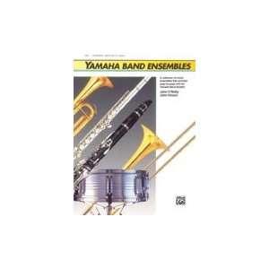 Alfred Publishing 00 5260 Yamaha Band Ensembles Book 2