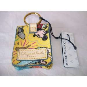 Disney Dooney & Bourke Mickey Mouse Walt Disney World Colored KEY