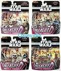 SITH & IMPERIAL TROOPERS Star Wars The Force Unleashed Battle Packs