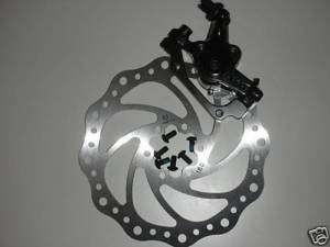 Bike BICYCLE Disk Disc Brake Caliper 180mm Rear 6 Bolts