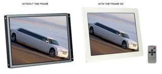 15 LCD RAW PANEL/FLAT SCREEN LCD CAR VIDEO MONITOR PANEL w/VGA