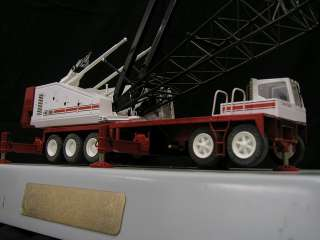Link Belt HC 268 Truck Crane by CCM 1:48 Scale Brass Model