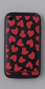 Marc by Marc Jacobs Wild Heart iPhone Cover