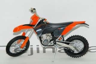 12 KTM450 EXC09 Diecast Model Mountain Valley Bike**