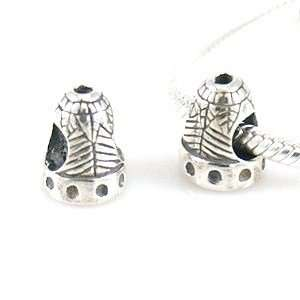Authentic 925 sterling silver Thimble charm for European