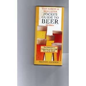 Companion to Over 1500 Beers of the World Michael Jackson Books