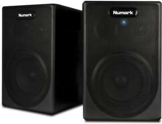 Numark NPM5 Powered Monitor Speaker System (Pair) 676762705219