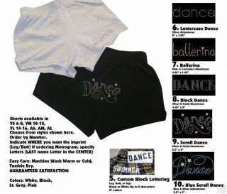 Soffe Shorts For Dancers/Cheerleaders make Great Gifts