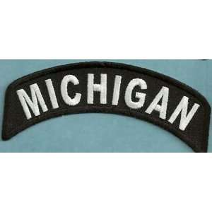 STATE ROCKER Embroidered NEW Biker Vest Patch!: Everything Else