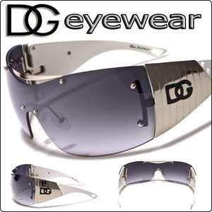 DG Eyewear Hot Fashion Womens Sunglasses Exclusive Design White Frame