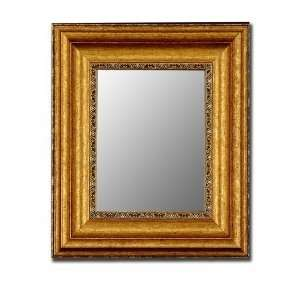 2nd Look Mirrors 320304 42x54 Antique Gold Mirror