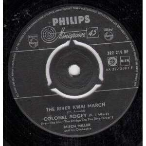 VINYL 45) DUTCH PHILIPS MITCH MILLER AND HIS ORCHESTRA Music