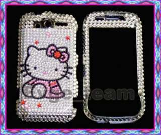 Hello kitty Bling Case Cover For HTC mytouch 4G HD #8