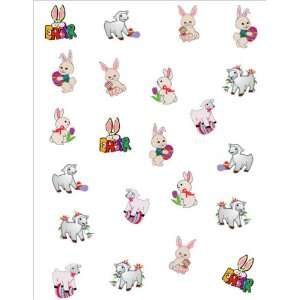 Joby Nail Art Sticker Easter   EA 01 Beauty