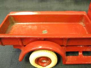 1926 31 ARCADE Cast Iron INTERNATIONAL HARVESTER Truck