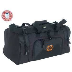 Mercury Luggage Oklahoma State Cowboys Black Sport Duffle
