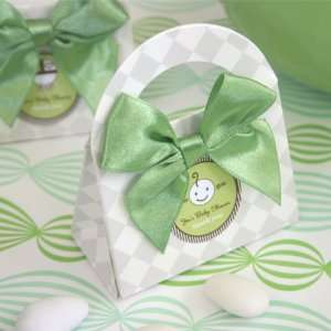 Medium Round Baby Shower Labels (Set of 35) Everything