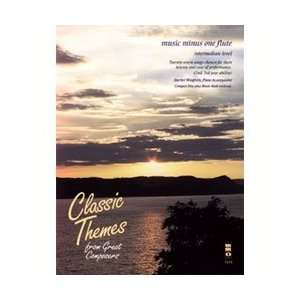 Classic Themes 27 Easy Songs (Minus Flute) Harriet