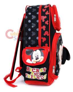 Disney Mickey Mouse Friends School Backpack/Bag 16 L