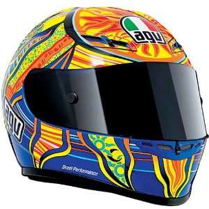 AGV Rossi 5 Continents GP Tech On Road Motorcycle Helmet