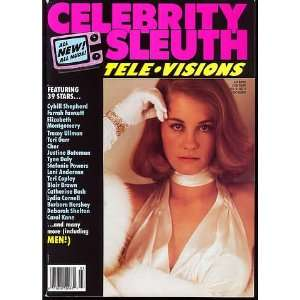 CELEBRITY SLEUTH MAGAZINE vol2 #3: celebrity sleuth: Books