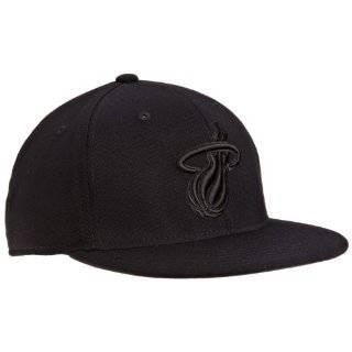 NBA Miami Heat Flat Brim Flex Hat   Tu33Z Clothing
