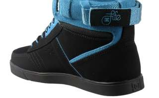 DC Shoes Mens Sneakers Adm Sport Black Future Blue 303002