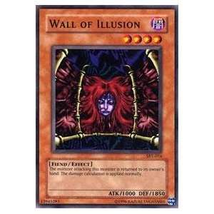 Yu Gi Oh   Wall of Illusion   Starter Deck Yugi Evolution
