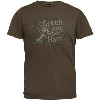 Dr. Seuss   Ask Green Eggs T Shirt