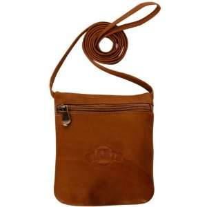 MLB San Francisco Giants Ladies Brown Leather Team Logo