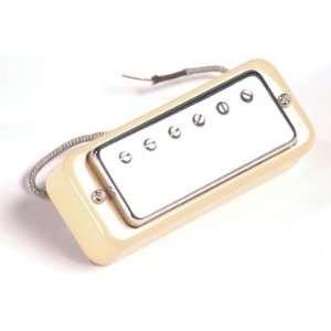Gibson Mini Humbucker Bridge (Chrome) Musical Instruments