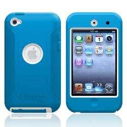 Otter Box Apple iPod Touch Generation 4 OEM Blue/ White Defender Case