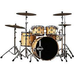 DDRUM Dominion Maple Player 5 piece Drum Kit