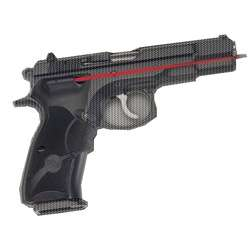 CZ 75 Full Size Overmold Front Activation Laser Grip  Overstock