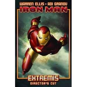 Iron Man Extremis Directors Cut #1 Warren Ellis Books