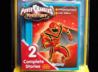 NIP TeleStory Tele Power Ranger Storybook Cartridge