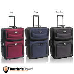 Travel Select Amsterdam Light Weight 25 inch Rolling Upright Suitcase